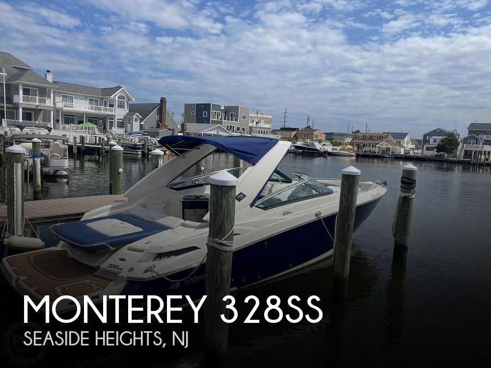 Used Monterey Boats For Sale by owner | 2011 Monterey 328ss