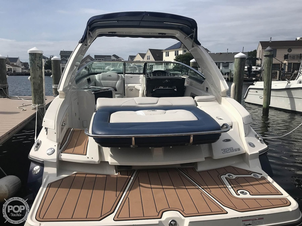 2011 Monterey boat for sale, model of the boat is 328SS 2020 NEW Port Motor & Rebuilt Strbd & Image # 8 of 40
