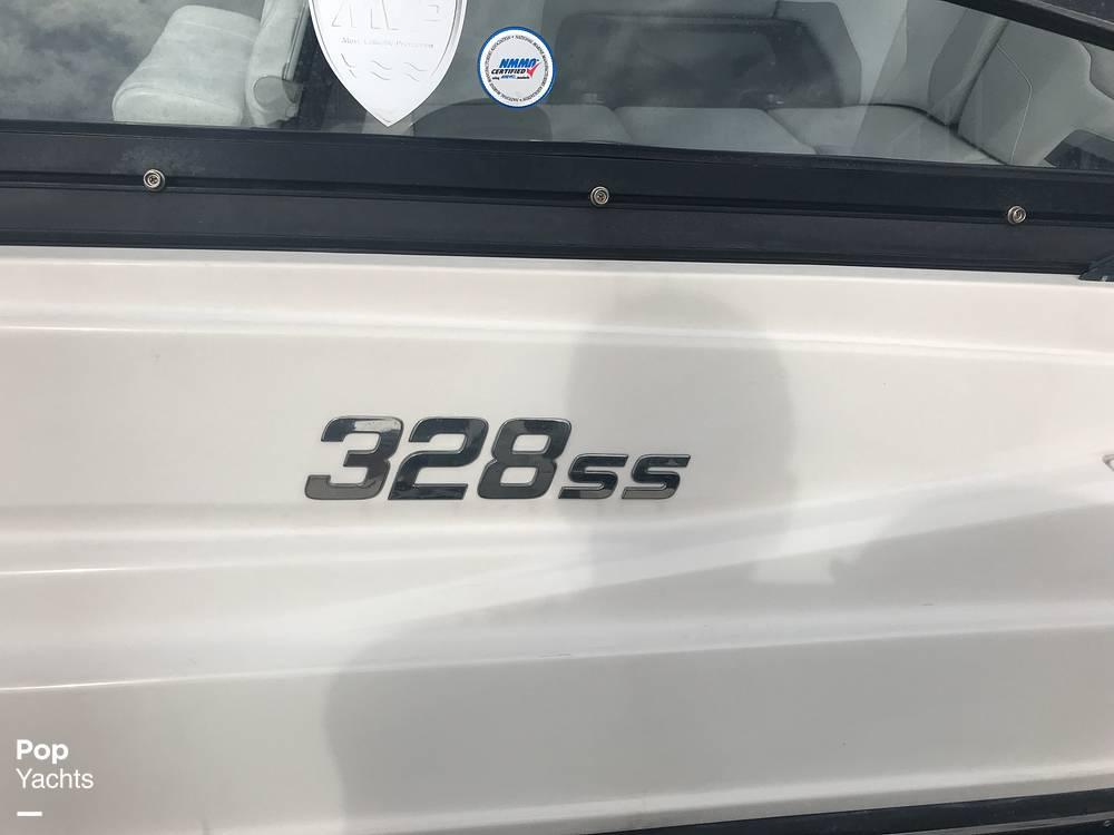 2011 Monterey boat for sale, model of the boat is 328SS 2020 NEW Port Motor & Rebuilt Strbd & Image # 13 of 40