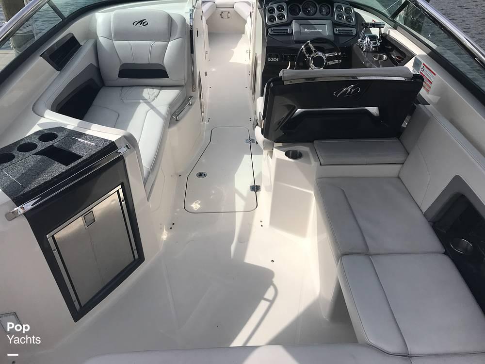 2011 Monterey boat for sale, model of the boat is 328SS 2020 NEW Port Motor & Rebuilt Strbd & Image # 35 of 40