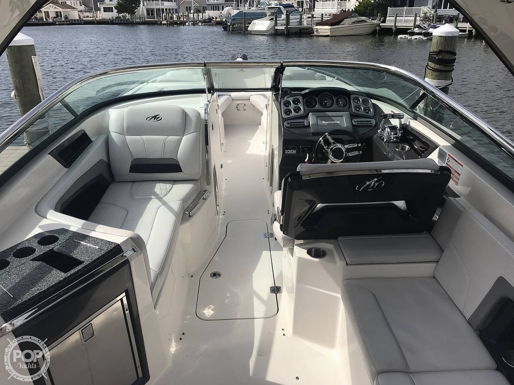 2011 Monterey boat for sale, model of the boat is 328SS 2020 NEW Port Motor & Rebuilt Strbd & Image # 36 of 40