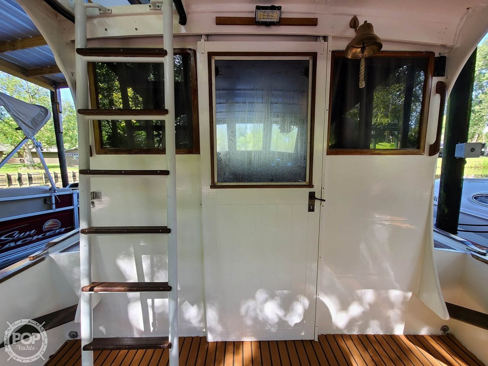 1968 Eastbound boat for sale, model of the boat is Classic 34 & Image # 3 of 40