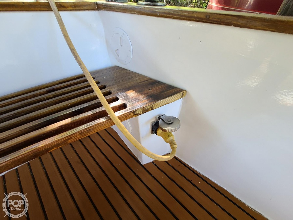 1968 Eastbound boat for sale, model of the boat is Classic 34 & Image # 10 of 40
