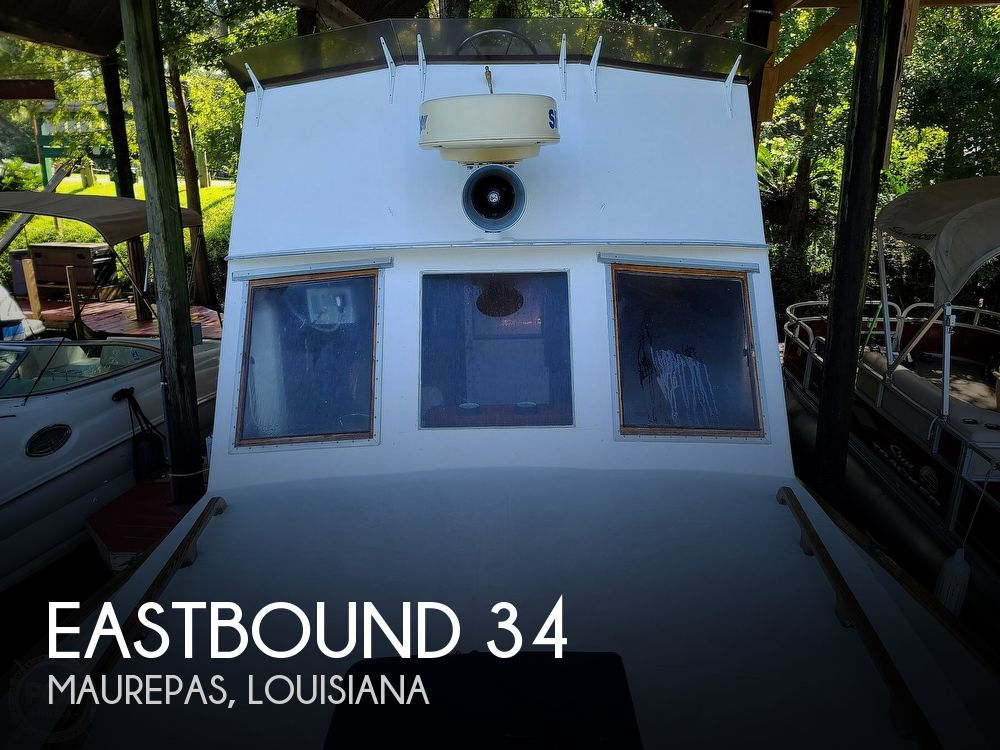 1968 Eastbound boat for sale, model of the boat is Classic 34 & Image # 1 of 40