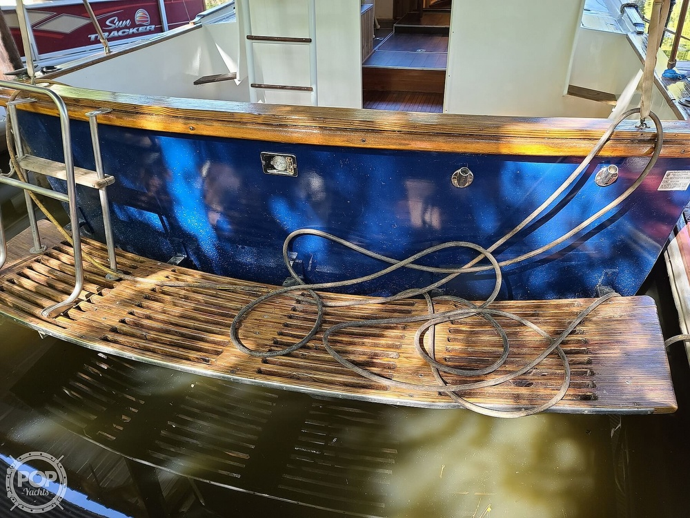 1968 Eastbound boat for sale, model of the boat is Classic 34 & Image # 8 of 40