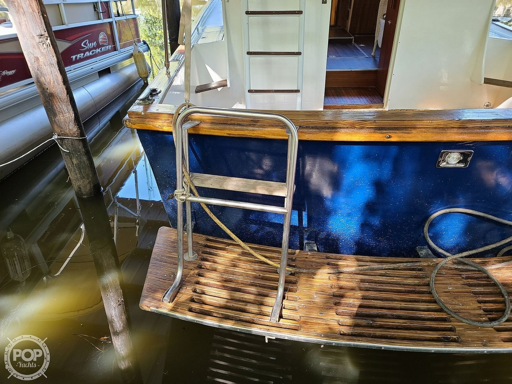 1968 Eastbound boat for sale, model of the boat is Classic 34 & Image # 9 of 40