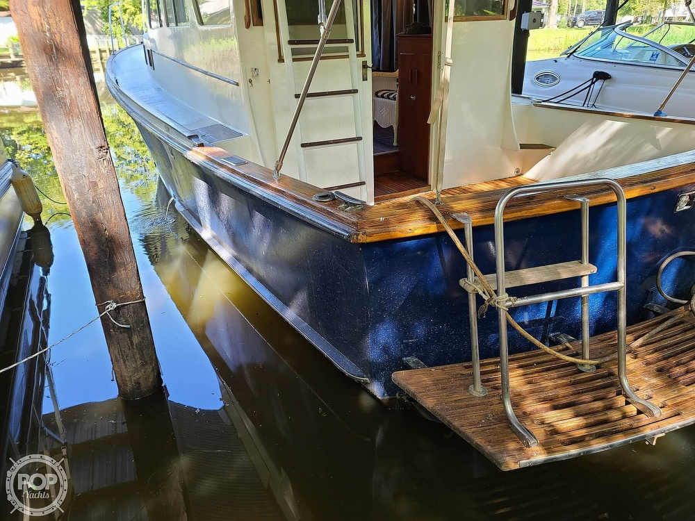 1968 Eastbound boat for sale, model of the boat is Classic 34 & Image # 5 of 40