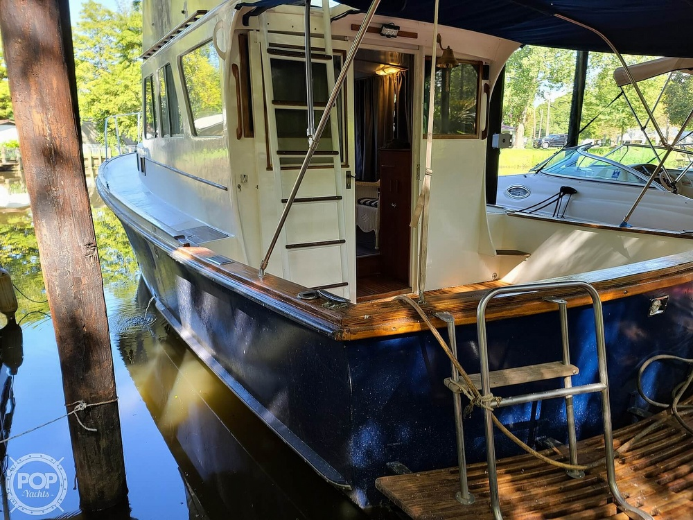 1968 Eastbound boat for sale, model of the boat is Classic 34 & Image # 2 of 40
