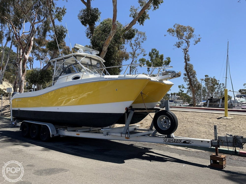 2001 World Cat boat for sale, model of the boat is 266 Sport Cuddy & Image # 15 of 40