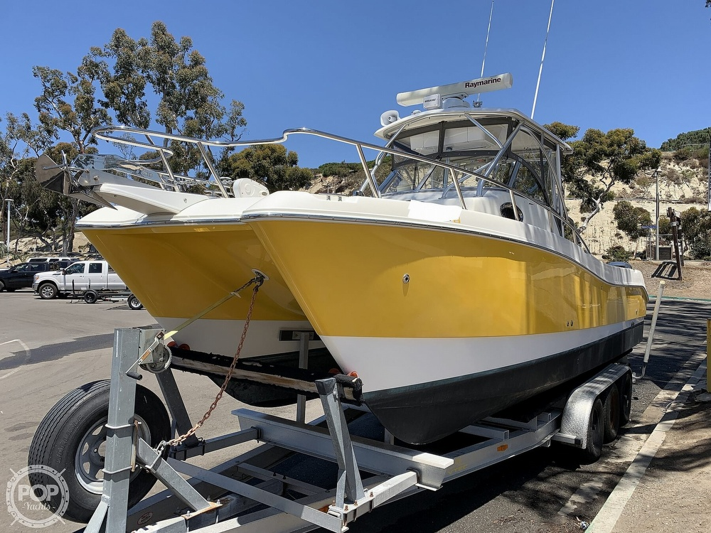 2001 World Cat boat for sale, model of the boat is 266 Sport Cuddy & Image # 8 of 40