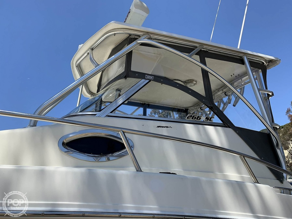 2001 World Cat boat for sale, model of the boat is 266 Sport Cuddy & Image # 25 of 40