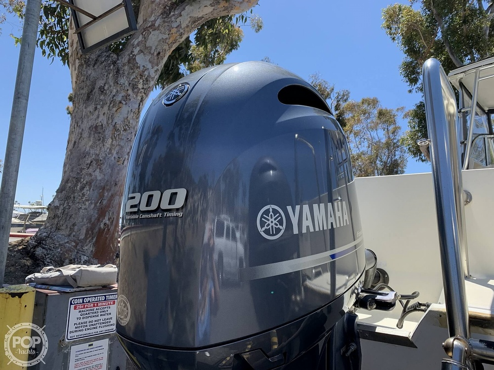 2001 World Cat boat for sale, model of the boat is 266 Sport Cuddy & Image # 28 of 40