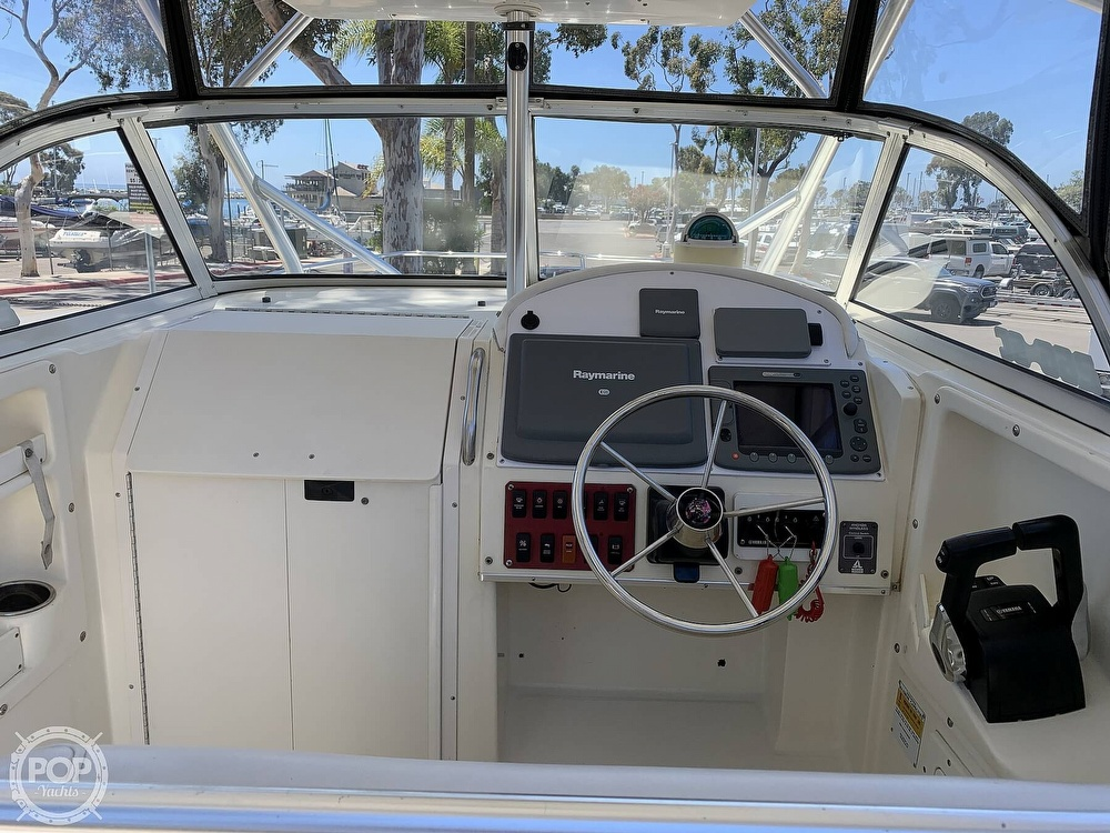 2001 World Cat boat for sale, model of the boat is 266 Sport Cuddy & Image # 9 of 40