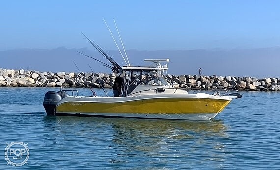 2001 World Cat boat for sale, model of the boat is 266 Sport Cuddy & Image # 3 of 40