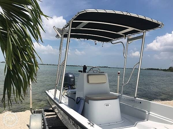 1988 Boston Whaler boat for sale, model of the boat is 15 & Image # 3 of 24