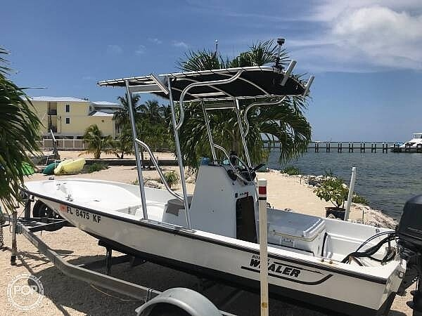 1988 Boston Whaler boat for sale, model of the boat is 15 & Image # 5 of 24