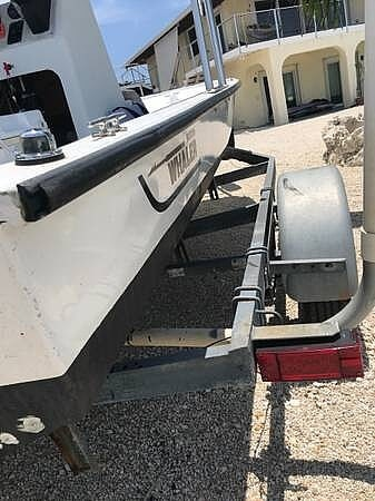 1988 Boston Whaler boat for sale, model of the boat is 15 & Image # 7 of 24
