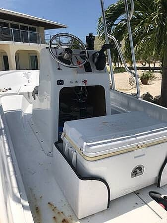 1988 Boston Whaler boat for sale, model of the boat is 15 & Image # 8 of 24