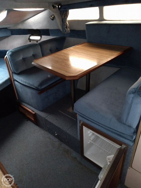 1986 Bayliner boat for sale, model of the boat is Ciera 26 & Image # 4 of 8