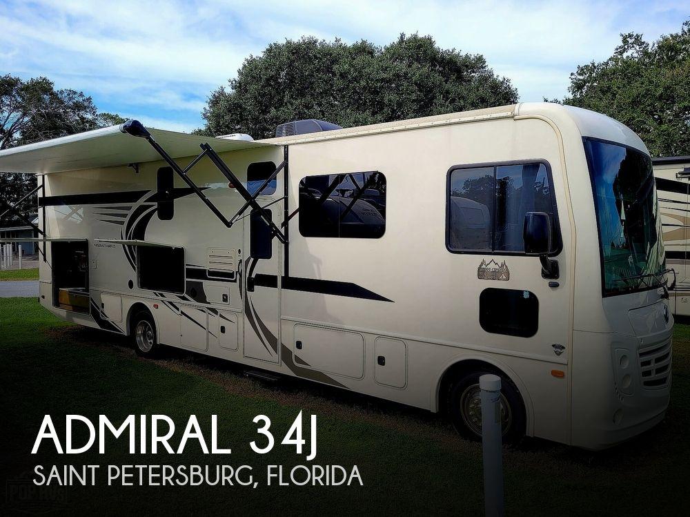 2021 Holiday Rambler Admiral 34J