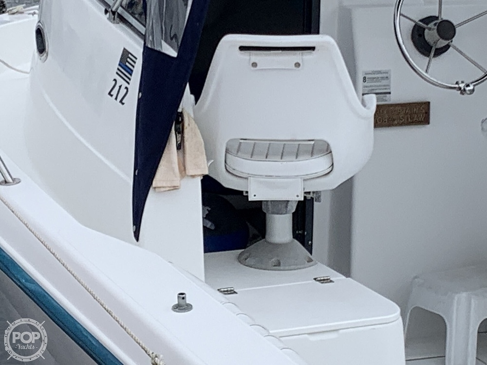 1998 Sunbird boat for sale, model of the boat is 212 Neptune & Image # 11 of 40