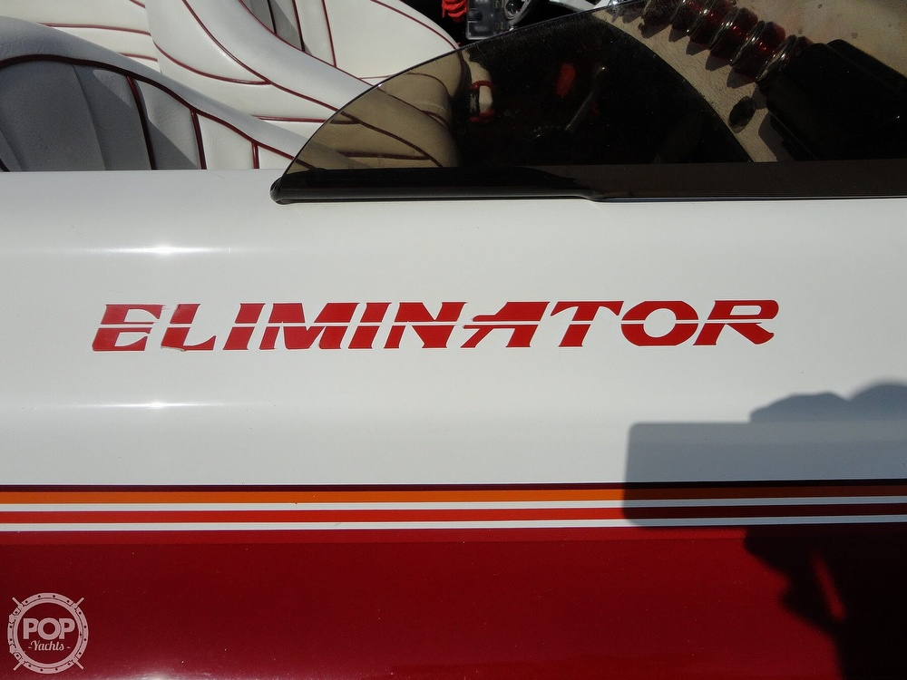 1992 Eliminator boat for sale, model of the boat is 19 Jet Drive & Image # 18 of 40