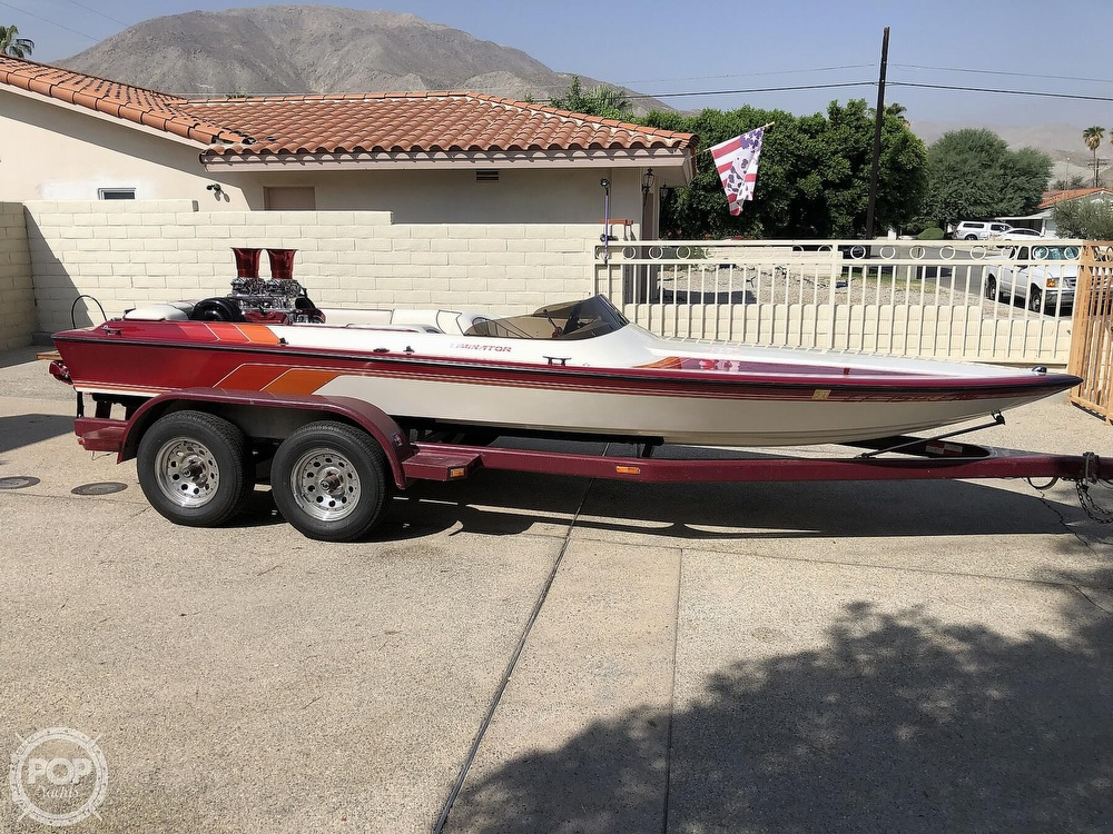 1992 Eliminator boat for sale, model of the boat is 19 Jet Drive & Image # 22 of 40