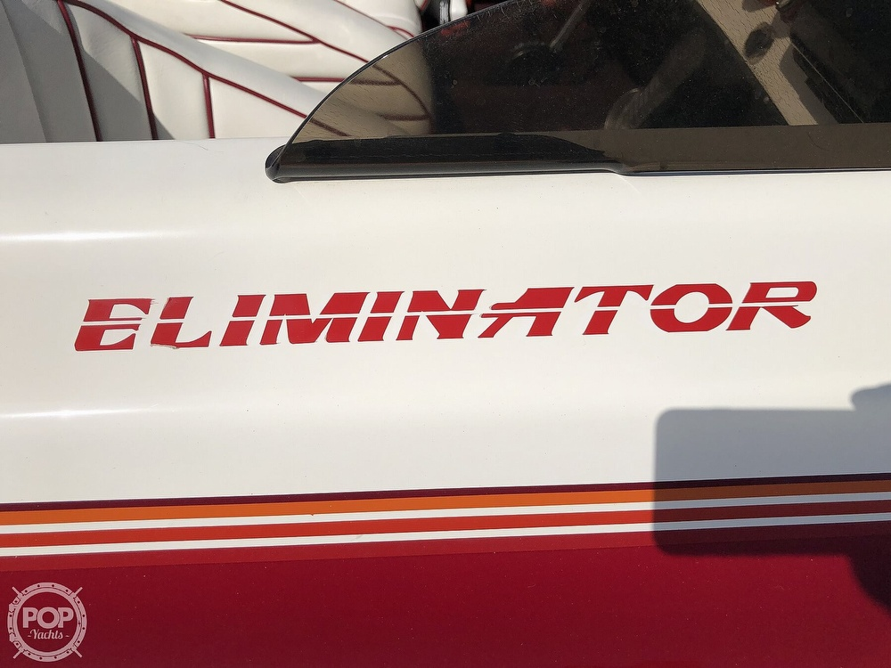 1992 Eliminator boat for sale, model of the boat is 19 Jet Drive & Image # 35 of 40