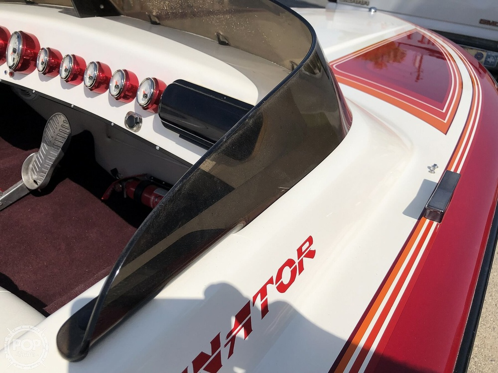 1992 Eliminator boat for sale, model of the boat is 19 Jet Drive & Image # 39 of 40