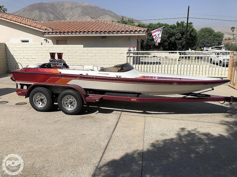 1992 Eliminator boat for sale, model of the boat is 19 Jet Drive & Image # 5 of 40