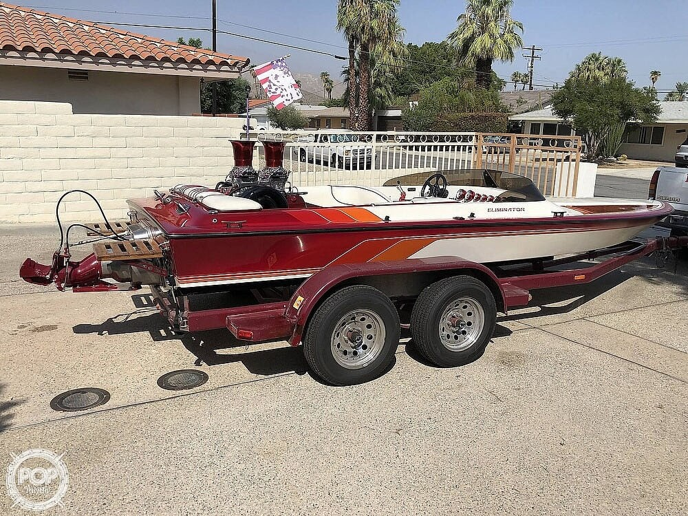 1992 Eliminator boat for sale, model of the boat is 19 Jet Drive & Image # 6 of 40