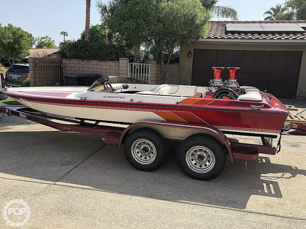 1992 Eliminator boat for sale, model of the boat is 19 Jet Drive & Image # 7 of 40