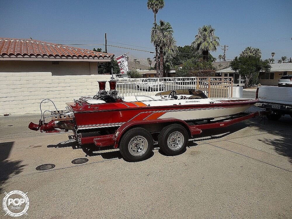 1992 Eliminator boat for sale, model of the boat is 19 Jet Drive & Image # 10 of 40