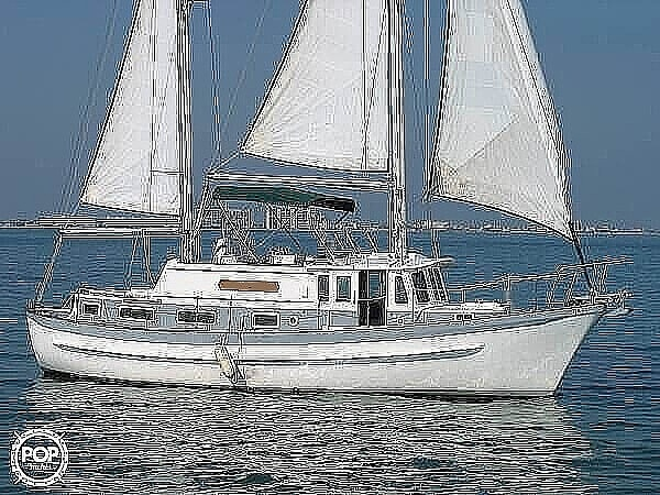 1976 Fales boat for sale, model of the boat is Navigator 38T & Image # 12 of 40