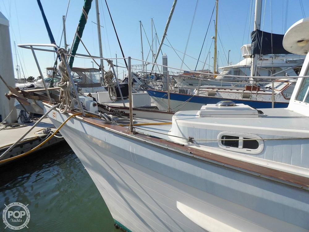 1976 Fales boat for sale, model of the boat is Navigator 38T & Image # 35 of 40