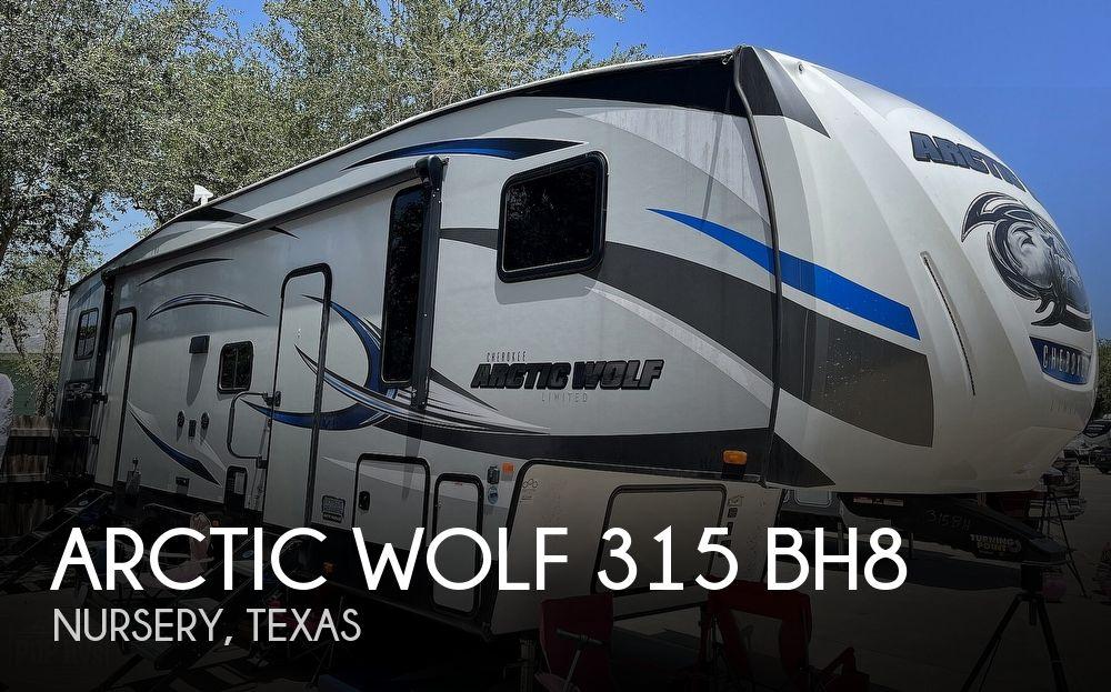 2019 Cherokee Arctic Wolf 315 BH8