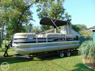 Sun Tracker 22 DLX Party Barge, 22, for sale - $29,900