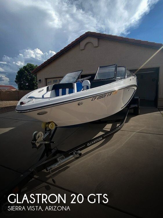 Used Power boats For Sale in Tucson, Arizona by owner   2019 Glastron 20 GTS