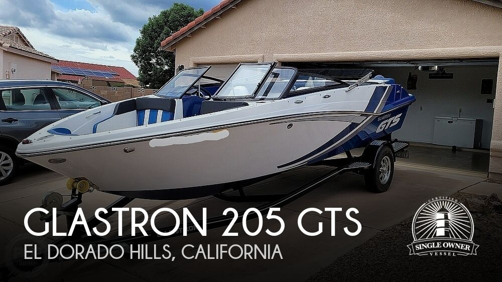 2019 GLASTRON 205 GTS for sale