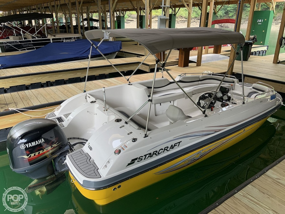 2021 Starcraft boat for sale, model of the boat is Limited 1915 & Image # 5 of 40