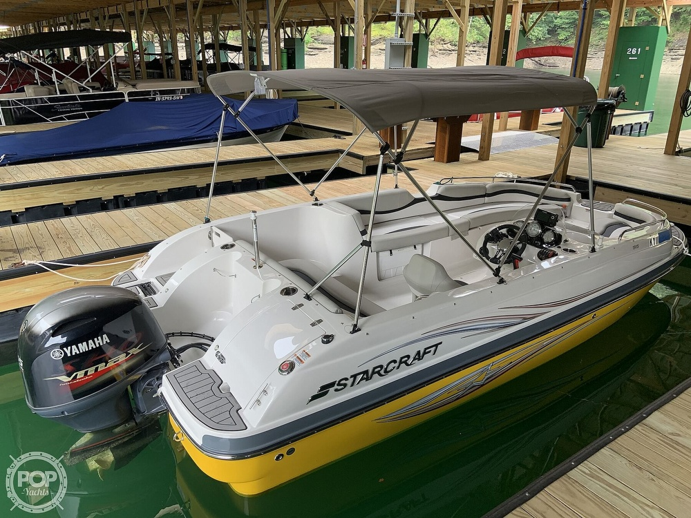 2021 Starcraft boat for sale, model of the boat is Limited 1915 & Image # 7 of 40