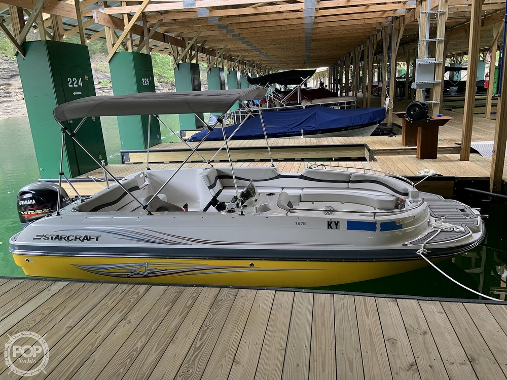 2021 Starcraft boat for sale, model of the boat is Limited 1915 & Image # 6 of 40