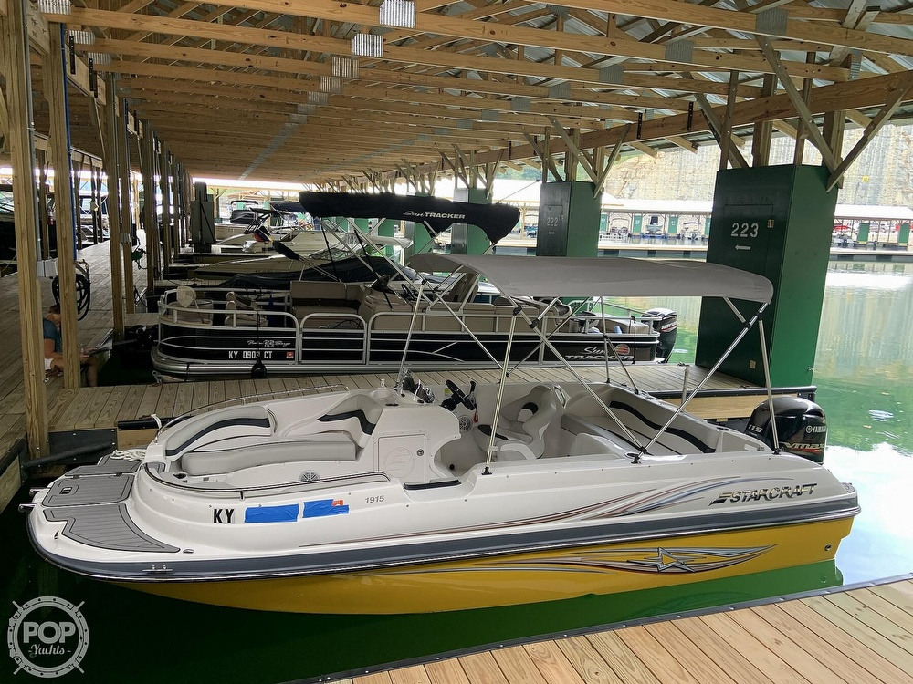 2021 Starcraft boat for sale, model of the boat is Limited 1915 & Image # 2 of 40