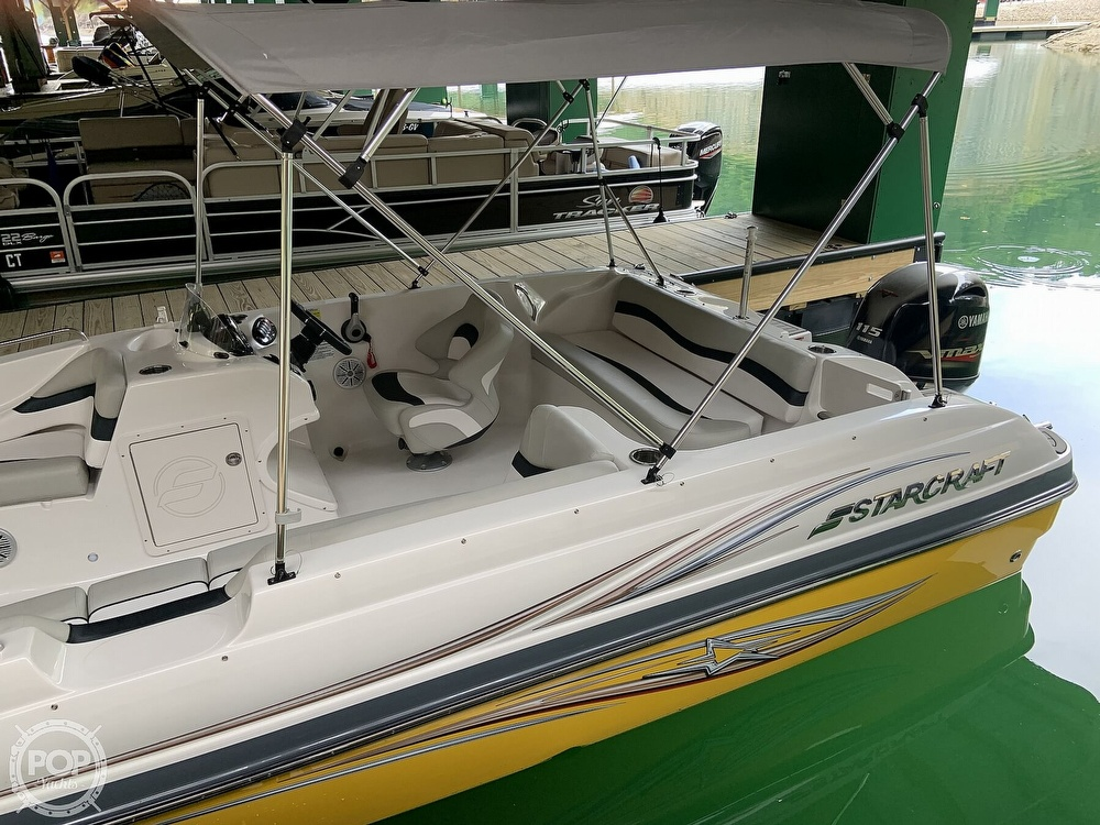 2021 Starcraft boat for sale, model of the boat is Limited 1915 & Image # 16 of 40