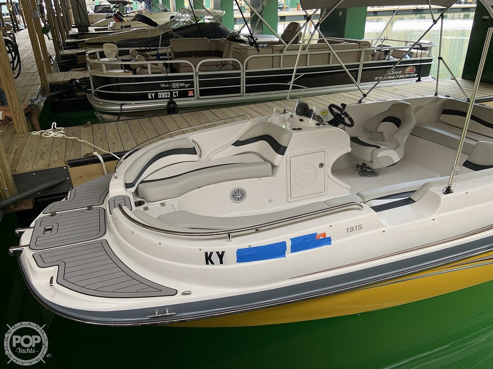 2021 Starcraft boat for sale, model of the boat is Limited 1915 & Image # 15 of 40