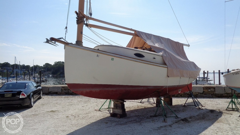 1980 Mark-O Customs boat for sale, model of the boat is ATLANTIC CITY CAT BOAT 24 & Image # 3 of 40