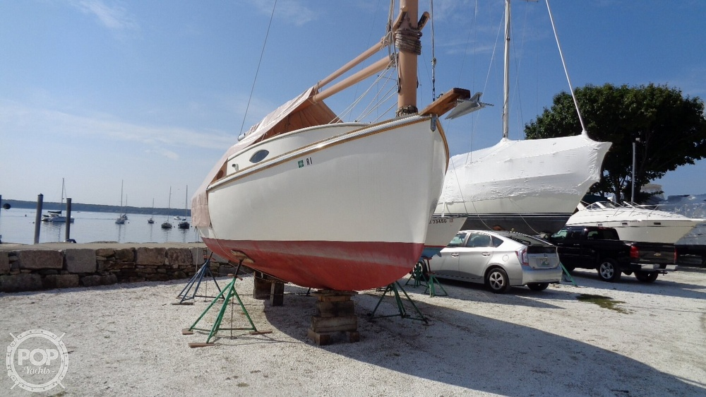 1980 Mark-O Customs boat for sale, model of the boat is ATLANTIC CITY CAT BOAT 24 & Image # 4 of 40