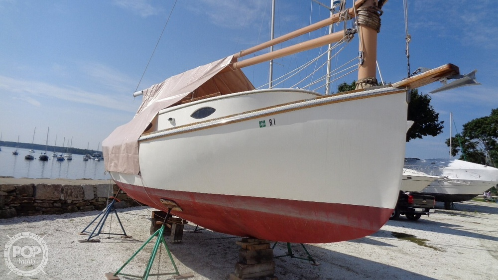 1980 Mark-O Customs boat for sale, model of the boat is ATLANTIC CITY CAT BOAT 24 & Image # 5 of 40