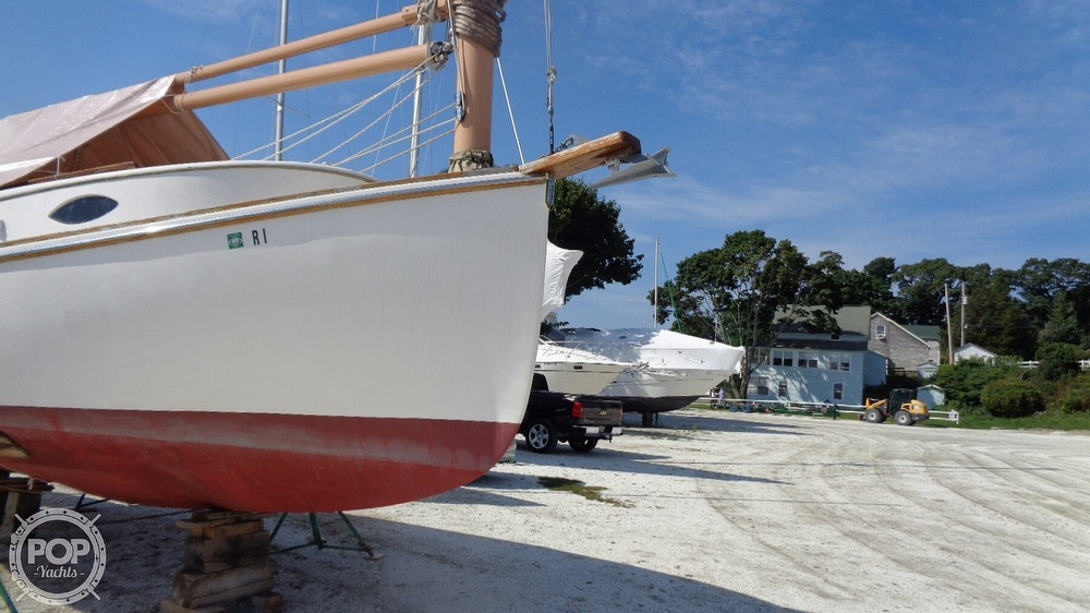 1980 Mark-O Customs boat for sale, model of the boat is ATLANTIC CITY CAT BOAT 24 & Image # 6 of 40