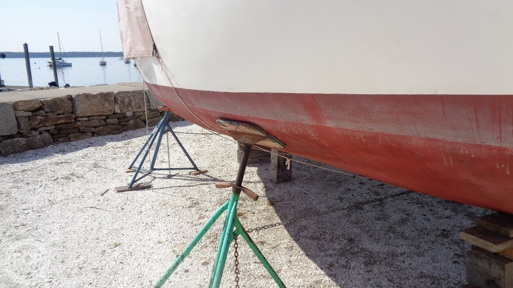 1980 Mark-O Customs boat for sale, model of the boat is ATLANTIC CITY CAT BOAT 24 & Image # 9 of 40